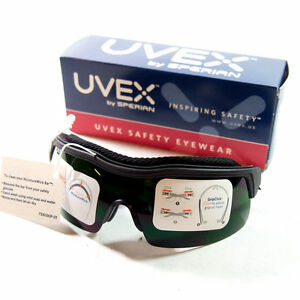 Uvex Scratch Resistant Safety Glasses Shade 5 0 Lens Color Sx0308
