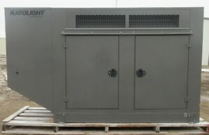 30 Kw Katolight Gm Natural Gas Or Propane Generator Genset 391 Hrs 2008