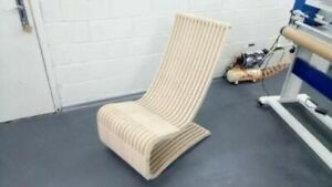 Plans Cut Cnc Router Design Wood Chair Lounge Club Occasional Chair Live Room