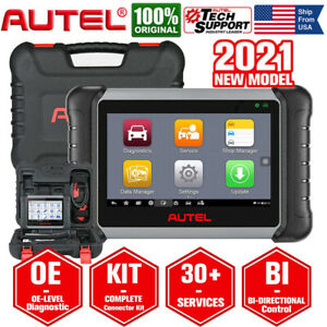 Autel Maxipro Mp808 Obd2 Diagnostic Scanner Tablet Car All Systems Obd Scan Tool