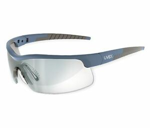 Uvex Versapro Safety Glasses Scratch Resistant Sx0104 pack Of 10