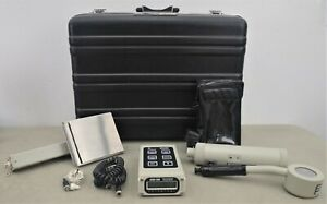 Canberra Nrc Adm300 Multi function Survey Meter Geiger Counter Radiac Set W case