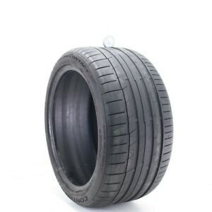 Used 295 35zr19 Continental Extremecontact Sport 104y 6 5 32