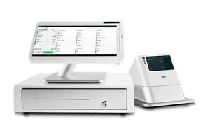 2020 Clover Station Pos System Apple pay emv printer With 0 Processing