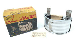Vintage Ash Tray Santay Imperial Nos Rat Rod Novelty Will Fit Most Models
