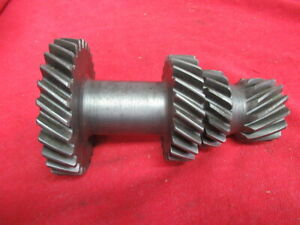 40 48 Ford Flathead 3 Speed 21c 7113 Cluster Gear New 29 24 18 14