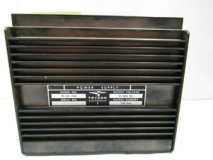 Trygon Electronics Ps50 750 Power Supply 0 50 Volt 750ma