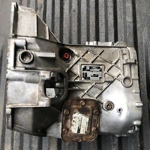Ford Zf Manual Transmission Case Housing 460 Gas Engine Big Block Truck 4x4