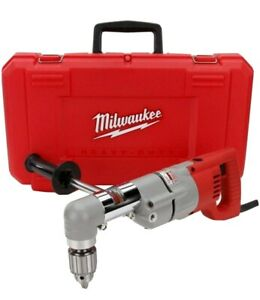Milwaukee 3102 6 1 2 Right Angle Drill Kit With Hard Case