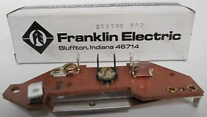 Franklin Electric 277798 909