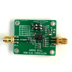 Mb506 Module 50mhz 2 4ghz Prescaler High Frequency Divider For Dbs Catv Pcb Tpys
