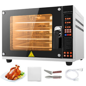 Toaster Oven Convection Oven With Spray Function 4 tier Convection Toaster Oven