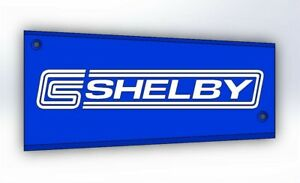 Ford cs Shelby Paintable Intake Plaque Efi Sbf Gt Ho Gt40 Fox V8