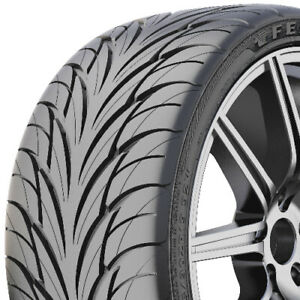 Federal Ss595 P215 40r17 83v Bsw Summer Tire