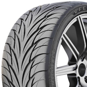 Federal Ss595 235 60r16v Summer Tire