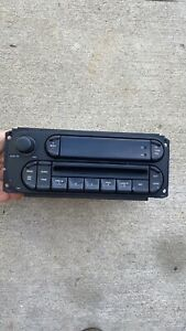 Dodge Rbb Cassette Cdc Radio Factory Original Oem Jeep Stereo Fast Shipping