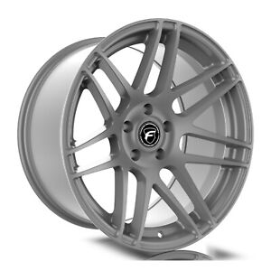Forgestar F173 F14 Drag 17x11 5x120 65 43et Gloss Ant Wheel