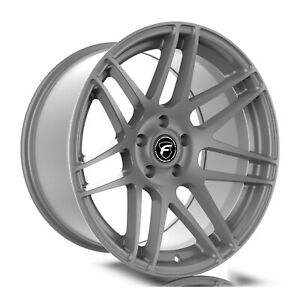 Forgestar F373 F14 Drag 15x10 5x115 22et Gloss Ant Wheel