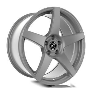 Forgestar F213 Cf5 Dc 18x10 5x114 3 42et Gloss Ant Wheel