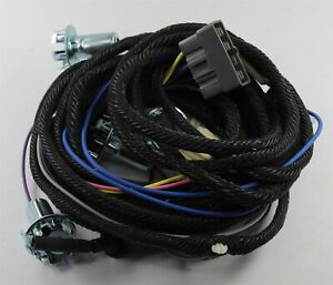 New 1972 74 Dodge Challenger Rear Lamp Wiring Harness