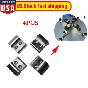 Plastic Inner Jaw Clamps Coats Motorcycle Tire Changer Machine Protector Part Us