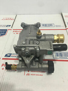 Pressure Washer Pump Kit 3 4 Horizontal 5 7 Hp 2750 Psi 2 5gpm Quick Disconnect