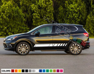 Sticker Decal Vinyl Side Door Stripe For Buick Envision 2012 2013 2014 2015 2016