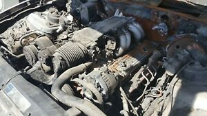90 Formula Engine 8 350 5 7l Tpi With Auto Transmission Fire Damage As Is