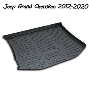 Rear Trunk Cargo Black Floor Cover Mat Tray For Jeep Grand Cherokee 2012 2020