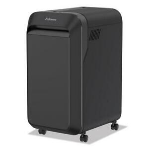 Powershred Lx220 Micro Cut Shredder 20 Manual Sheet Capacity Black