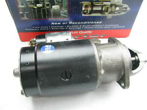 Reman Usa Industries 3598 Starter Delco 1107677 1107633 12 Volt 9 Teeth Cw