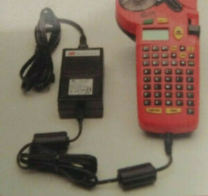 Charger Power Supply brady Label Maker Ac Adapter For Models Brady Bmp 21