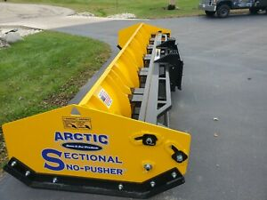 10 5 Ld Arctic Sectional Snow Pusher Snow Plow Box Plow Brand New