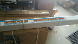 Shop Fox W1720 Only 79 inch Rails For Table Saws