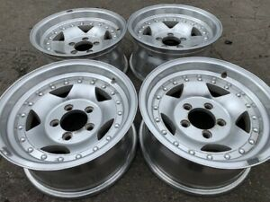 14 Wheels Rims Aluminum Alloy Mag American Racing Vintage Ar23 Star