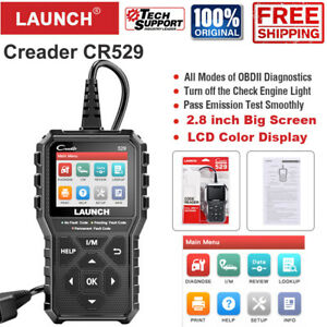 2020new Launch Auto Obd2 eobd can Scanner Car Diagnostic Scan Tool Code Reader