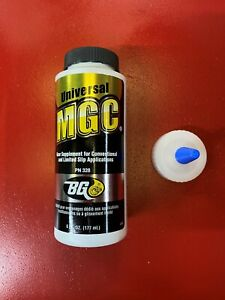 Bg 328 Mgc Universal Gear Supplement For Conventional And Limited Slip