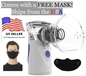 Ventilator Mask Rechargeable free Face Mask Included Respirator Usa Ship