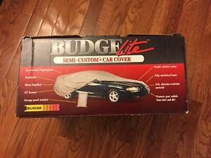 Budgelite Semi Custom Car Cover Size 3 Large