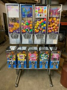 Northwestern Vending Quarters Bulk Candy Prize Kids Toys Dispensers W product