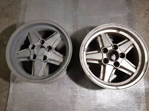 Ronal R9 Wheels Wheels 16 5x112 Mercedes only Two Rims Amg Penta No Bbs Rs