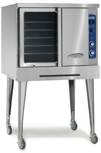 Imperial Range Icve 1 Turbo flow Single Deck Manual Electric Convection Oven