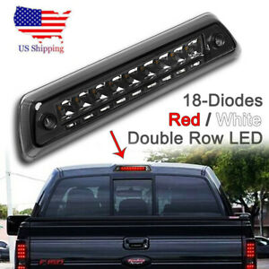 New 3rd Third Brake Light Led Smoke Rear Reverse Cargo For 2009 2014 Ford F150