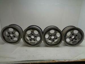 Used Porsche 924 944 Dial Phone Wheel Set 15x7 5x130 Et52 3 944 362 104 00 Wr