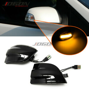 For Ford Focus 2 Mk2 2004 2008 C Max Led Dynamic Side Mirror Sequential Light
