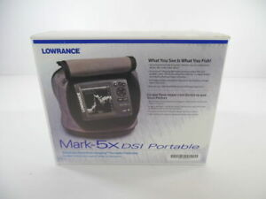 Lowrance Mark-5XDSI Portable Display - New in Box