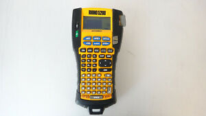 Dymo Corporation Rhino 5200 1755749 Label Printer Industrial Only No Paper