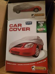 Budge Car Cover Size 3 Mid Size Car