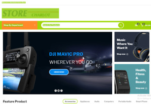 Dropshipping Multivendor And Affiliate Website Online Store free Hosting