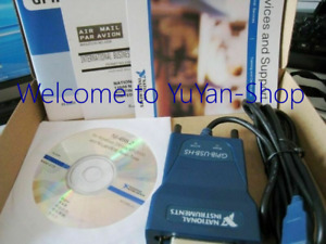 New In Box National Instrumens Ni Gpib usb hs Interface Adapter Ieee 488